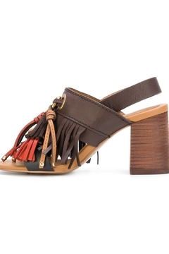 See By Chloe Fringe Tassel Heel - Alternate List Image