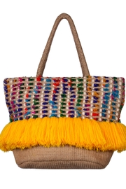 Charmed by JLM Fringe Tote - Product Mini Image