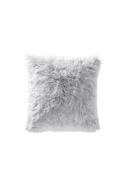 Torre & Tagus Fringe Velour Cushion - Product Mini Image