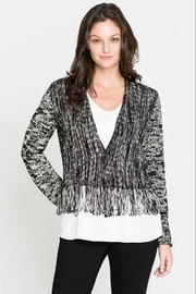 Nic + Zoe Fringe Worthy Jacket - Product Mini Image
