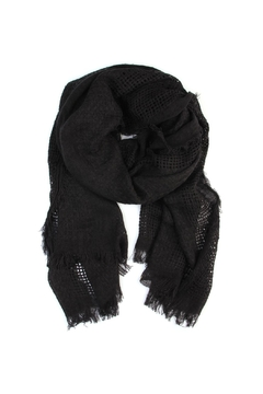 Shoptiques Product: Fringed Lightweight Scarf
