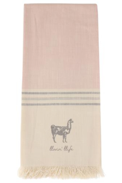 Shoptiques Product: Fringed Tea Towels