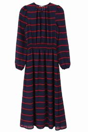 FRNCH Amaryllis Striped Dress - Side cropped