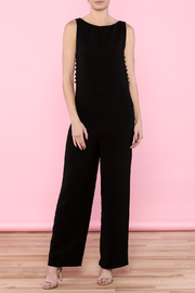 FRNCH Back To Black Jumpsuit - Product Mini Image