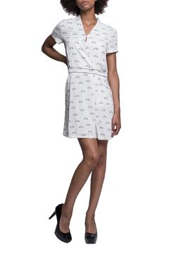 FRNCH Bicycle Printed Dress - Product List Image