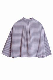 FRNCH Carilde Crop Top - Back cropped