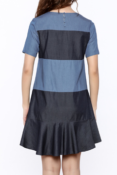 Shoptiques Product: Chambray Striped Dress
