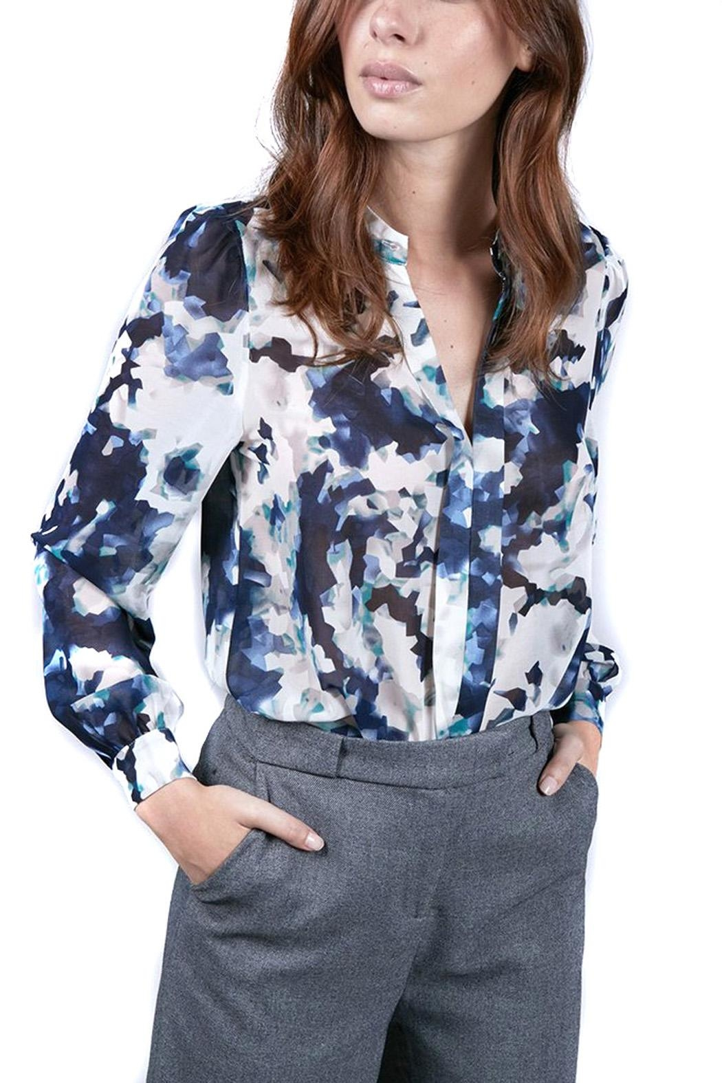 FRNCH Ciska Shirt - Front Cropped Image