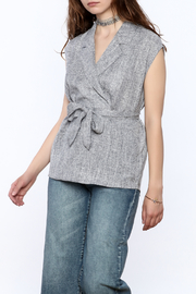 FRNCH Classic Hustle Blouse - Product Mini Image