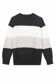 FRNCH Colorblock Noee Sweater - Side cropped