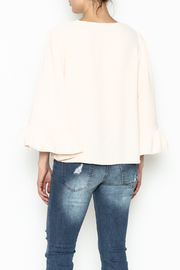 FRNCH Dolly Top - Back cropped