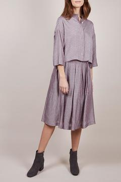 Shoptiques Product: Elone Striped Skirt