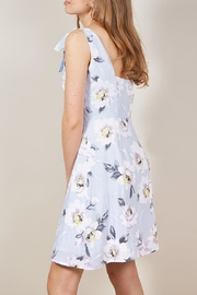 FRNCH Floral Tank Dress - Front full body