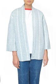 FRNCH Kimono Style Jacket - Front cropped