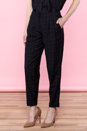 FRNCH Navy Dress Pants - Product Mini Image