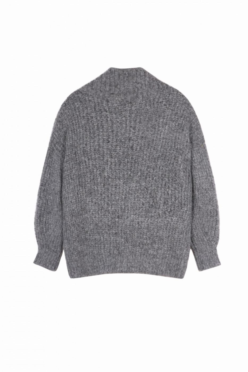 FRNCH Nola Knit Sweater - Front Full Image