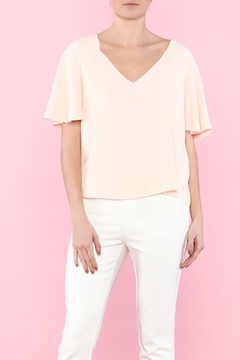Shoptiques Product: Pretty In Pink Blouse