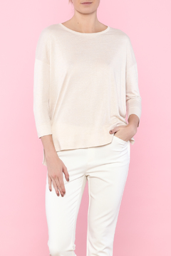 Shoptiques Product: Simple Shimmer Shirt