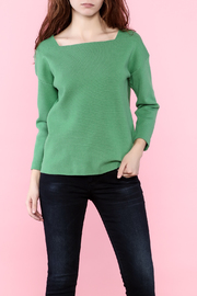 FRNCH Square Neck Sweater - Product Mini Image