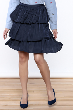 FRNCH Tiered Ruffle Skirt - Product List Image