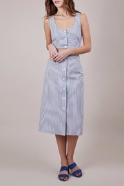 FRNCH Trapeze Skirt - Side cropped