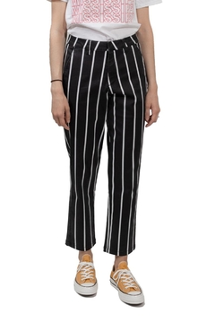 Volcom Frochickie Striped Pants - Product List Image