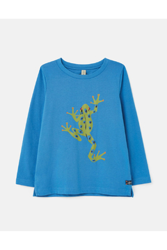 Shoptiques Product: Frog Action Long Sleeve Tee