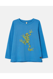 Joules Frog Action Long Sleeve Tee - Product Mini Image