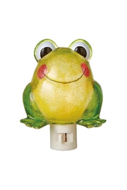 Midwest CBK Frog Night Light - Front cropped