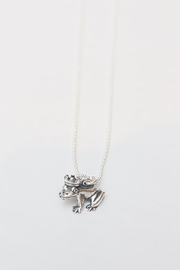 folklore & fairytales Frog prince storybook necklace - Product Mini Image