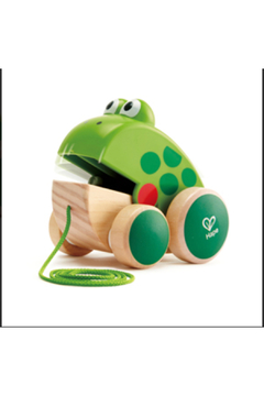 Hape Frog Pull Along - Product List Image