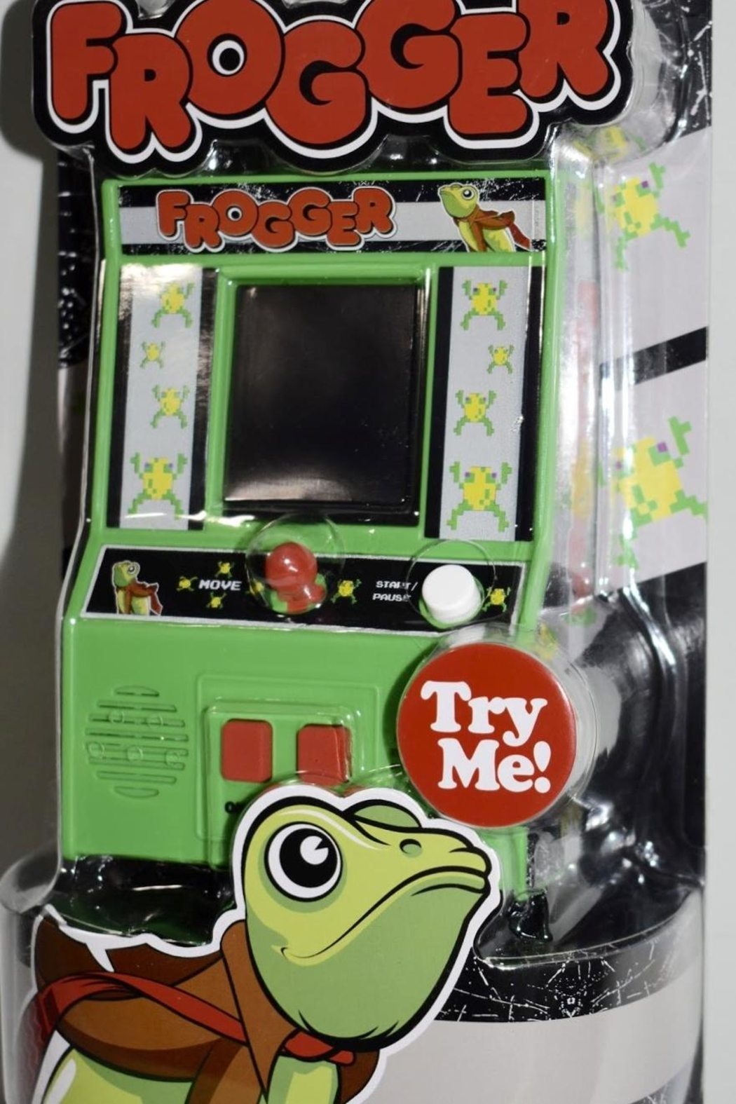 Schylling Toys Frogger Mini Arcade - Main Image