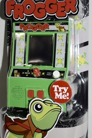 Schylling Toys Frogger Mini Arcade - Product Mini Image