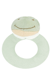 Angel Dear Froggy Ring Rattle - Product Mini Image