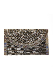 From St. Xavier  Bailey Hand Beaded Clutch - Product Mini Image
