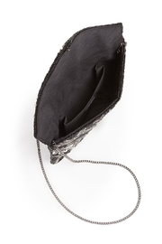 From St. Xavier  Bowie Beaded Clutch - Front full body