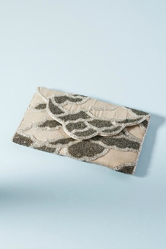Shoptiques Product: Claudia Hand Beaded Clutch