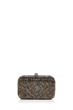 Shoptiques Product: Hayley Beaded Box Clutch