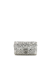 From St. Xavier  Honor Etched Metal Clutch - Product Mini Image