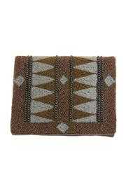 From St. Xavier  Lea Beaded Clutch - Product Mini Image