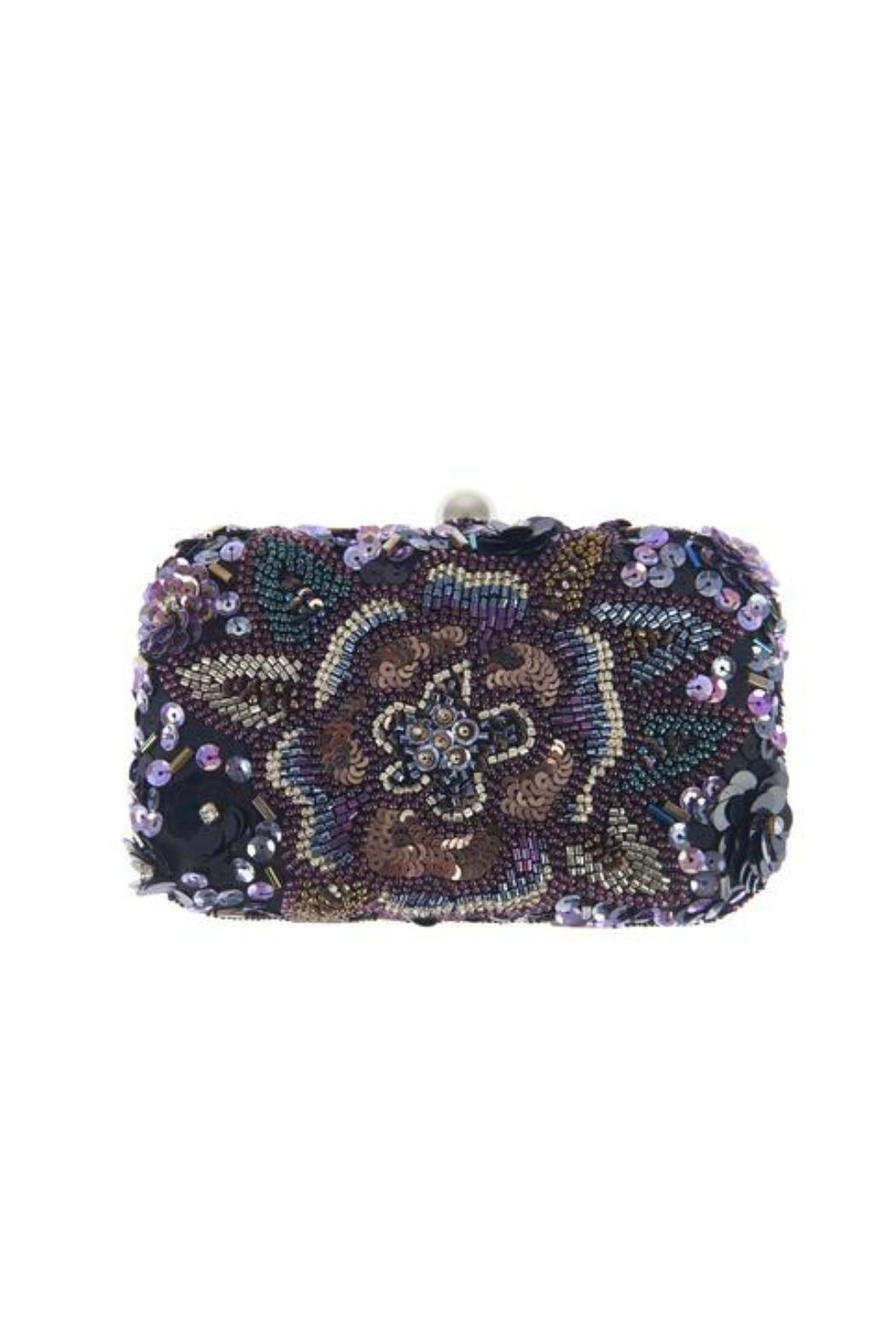 From St. Xavier  Lexie Floral Box Clutch - Main Image