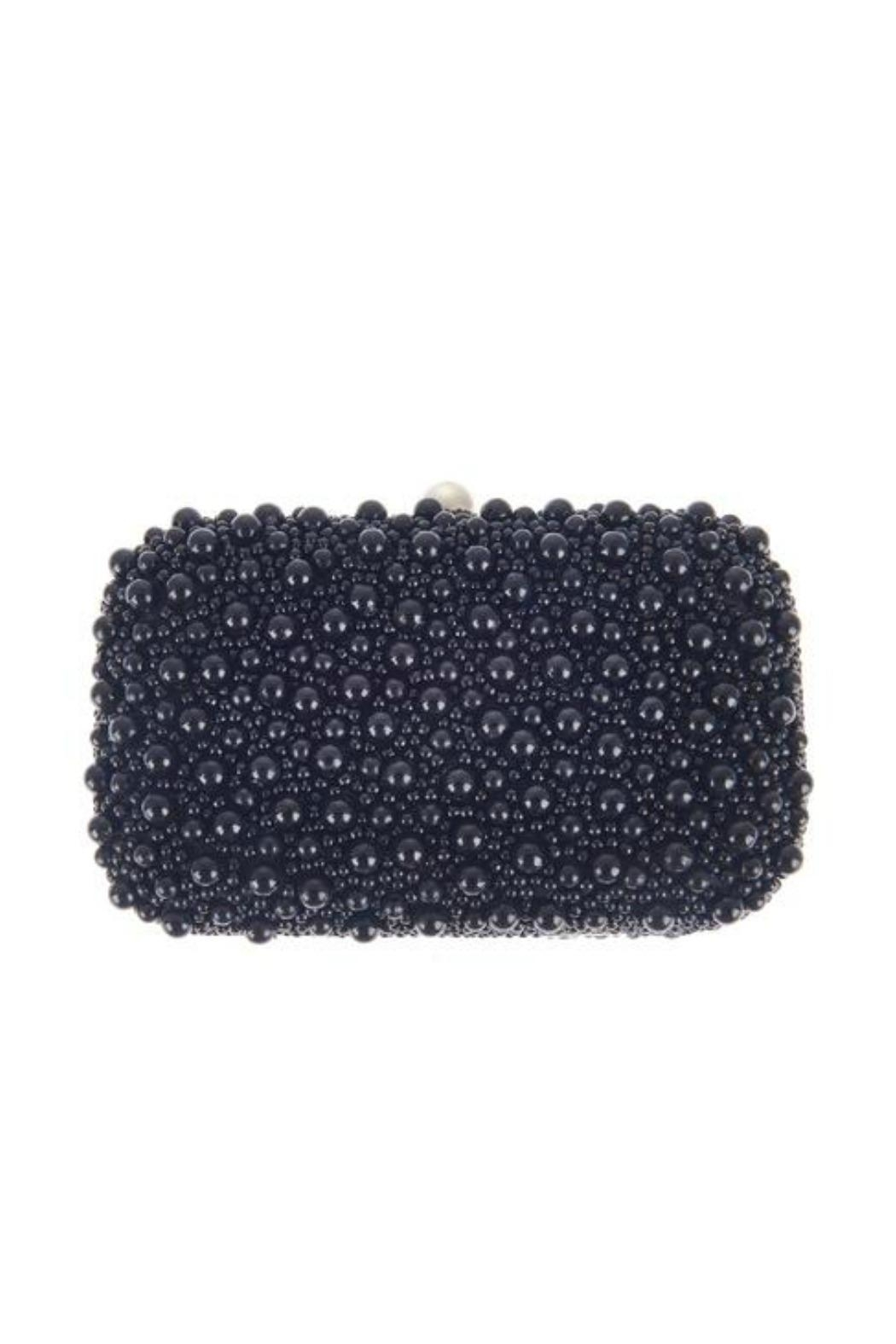 From St. Xavier  Marcela Pearl Box Clutch - Main Image