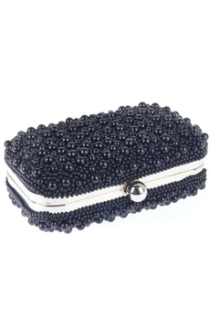 From St. Xavier  Marcela Pearl Box Clutch - Alternate List Image