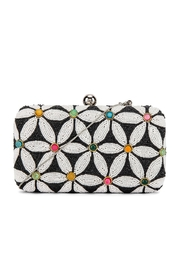 From St. Xavier  Sabrina Box Clutch - Front cropped