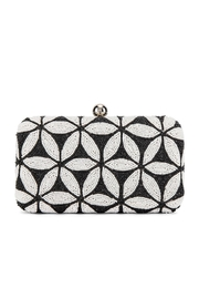 From St. Xavier  Sabrina Box Clutch - Front full body