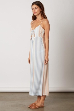 Cotton Candy LA Front Cutout Jumpsuit - Alternate List Image