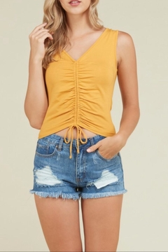 Heart & Hips Front Detail Tank - Product List Image