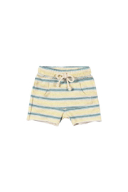 Paper Wings Front Pocket Trackie Shorts - Front cropped