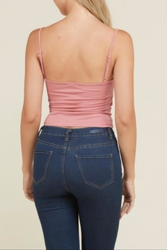 Heart   Hips Front Ruching Cami - Alternate List Image ... 8567461d0