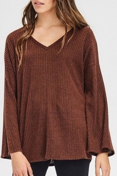 Shoptiques Product: Front Seam Sweater